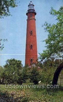 Inlet Harbor - Daytona, Florida FL Postcard