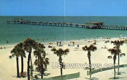 Pier 60 - Clearwater Beach, Florida FL Postcard