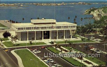 City Hall - Clearwater, Florida FL Postcard