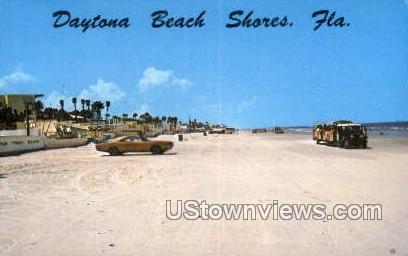 Daytona Beach Shores, Florida, FL, Postcard
