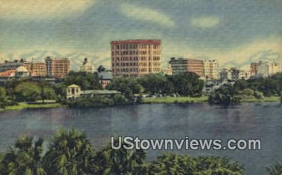 Suwannee Hotel - St Petersburg, Florida FL Postcard