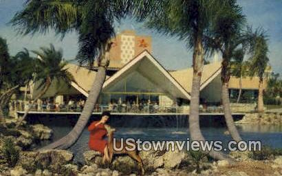 Hospitality House - Tampa, Florida FL Postcard