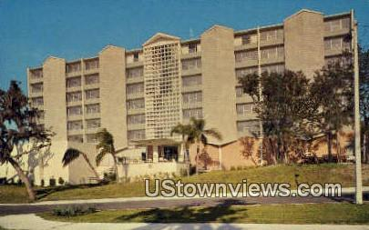 Bayview House - Clearwater, Florida FL Postcard