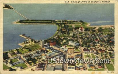 Sarasota, Florida      ;            Sarasota, FL Postcard