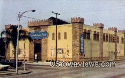 Old Heidelberg Castle - Sarasota, Florida FL Postcard