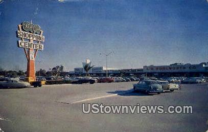 Westgate Shopping Center - Bradenton, Florida FL Postcard