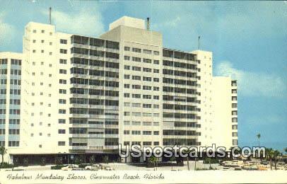 Madalay Shores - Clearwater Beach, Florida FL Postcard
