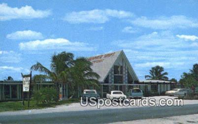 Sea Horse Shop - Sanibel Island, Florida FL Postcard