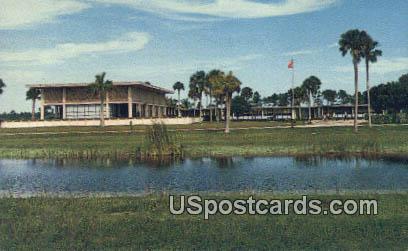Everglades National Park, FL Postcard     ;     Everglades National Park, Florida