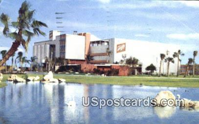 Schlitz' Tampa Plant - Florida FL Postcard