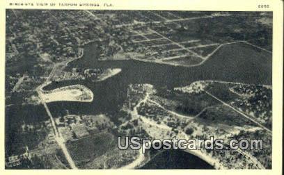 Tarpon Springs, FL Postcard     ;     Tarpon Springs, Florida
