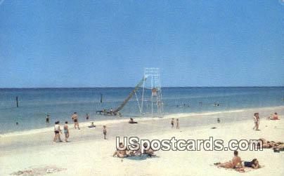 Gulf Coast - Pensacola, Florida FL Postcard