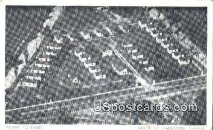 Bradenton, FL Postcard     ;     Bradenton, Florida