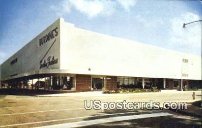 Burdine's - Miami Beach, Florida FL Postcard