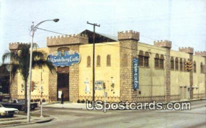 Oldheidelberg Castle - Sarasota, Florida FL Postcard