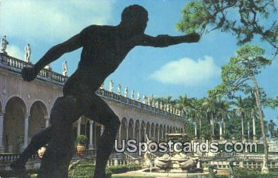 John & Mable Ringling Museum of Art - Sarasota, Florida FL Postcard