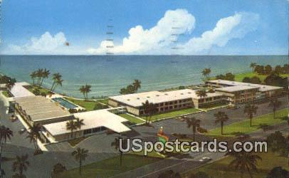 Holiday Inn - Bradenton, Florida FL Postcard