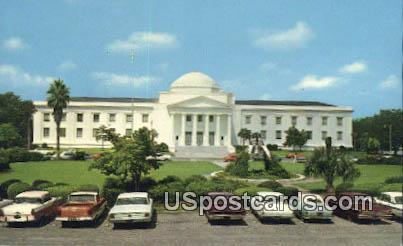 Majestic Supreme Court Building - Tallahassee, Florida FL Postcard