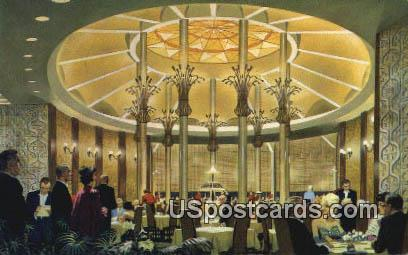 Golden Triangle Restaurant - Tampa, Florida FL Postcard