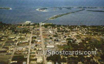 Clearwater, FL Postcard     ;     Clearwater, Florida