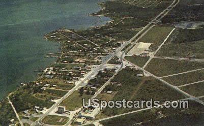 Key Largo - Florida Keys Postcards, Florida FL Postcard