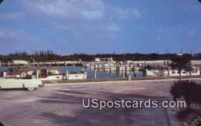 Davis Marathon Hotel - Florida Keys Postcards, Florida FL Postcard