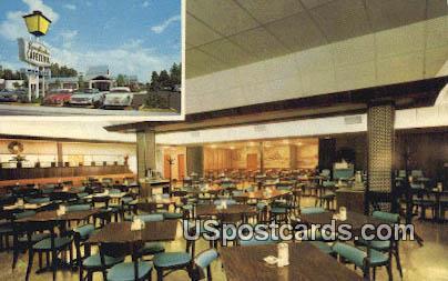 Lamplighter Cafeteria, Inc - Fort Myers, Florida FL Postcard