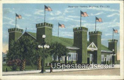 Burgoyne Casino - Daytona, Florida FL Postcard