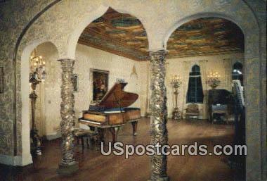 Ringling Residence - Sarasota, Florida FL Postcard