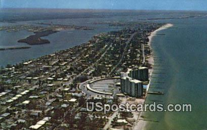 Clearwater Beach, Florida Postcard     ;     Clearwater Beach, FL