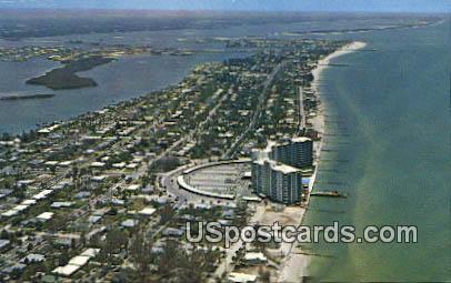 Clearwater Beach, FL Postcard     ;     Clearwater Beach, Florida