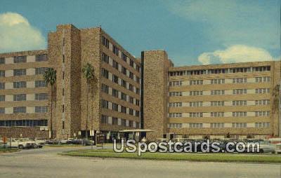Lakeland General Hospital - Florida FL Postcard