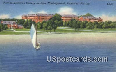 Florida Southern College - Lakeland Postcard