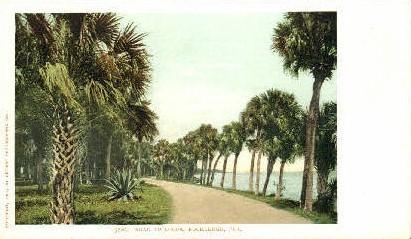 Road to Cocoa - Rockledge, Florida FL Postcard