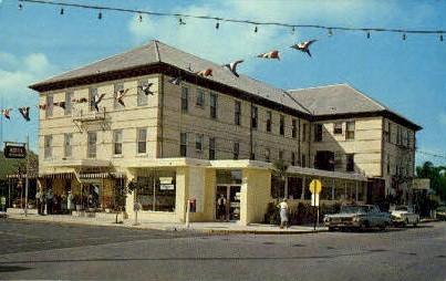 St Cloud Hotel - Florida FL Postcard