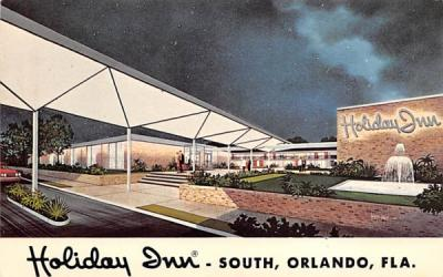 Holiday Inn South Orlando, Florida Postcard