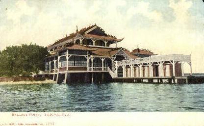Ballast Point - Tampa, Florida FL Postcard