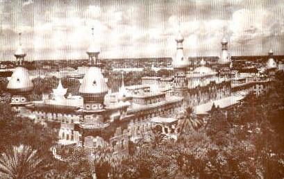Tampa Municipal Museum - Florida FL Postcard