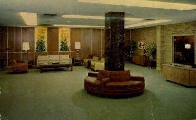 First National Bank - Tampa, Florida FL Postcard