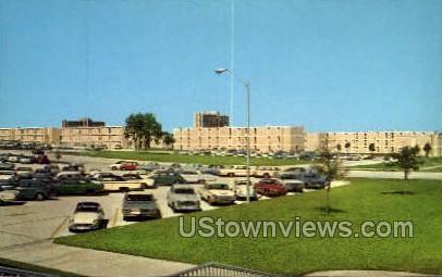Andros Complex - Tampa, Florida FL Postcard