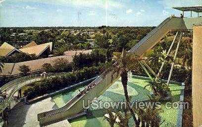 Stairway to the Stars - Tampa, Florida FL Postcard