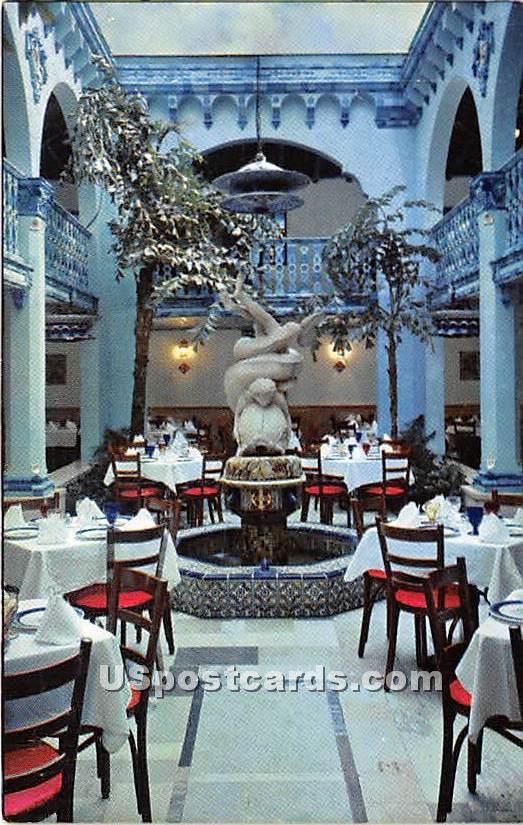Columbia Restaurant - Tampa, Florida FL Postcard