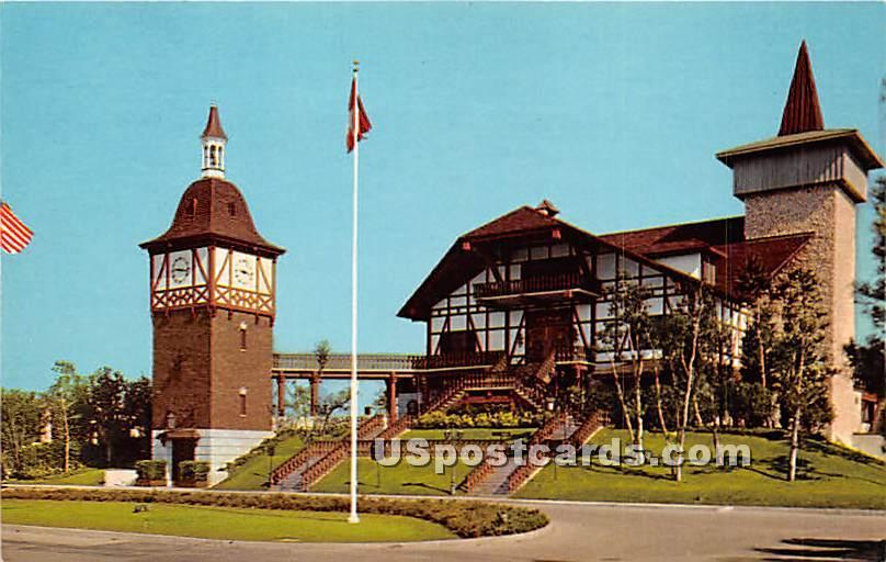Old Swiss House, Busch Gardens - Tampa, Florida FL Postcard