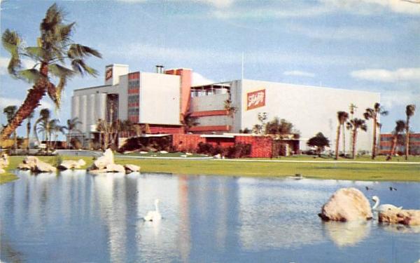 Schlitz Tampa, Florida Postcard
