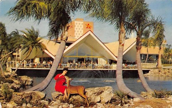 Hospitality House Tampa, Florida Postcard