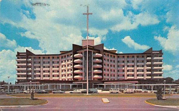 St. Joseph's Hospital Tampa, Florida Postcard