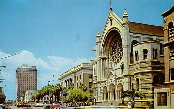 Florida Avenue Postcard