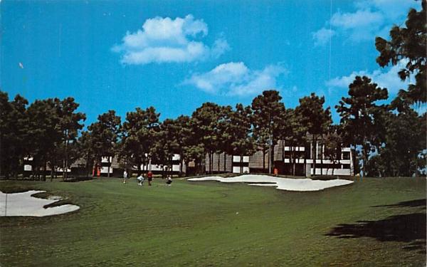 Innisbrook Tarpon Springs, Florida Postcard