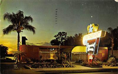 Imperial House Winter Park, Florida Postcard