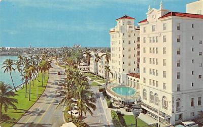 The Pennsylvania A Retirement Residence West Palm Beach, Florida Postcard